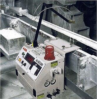 Hydrogen gas porosity - Hydrogen Gas Analyser