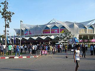 Indoor Stadium Huamark sports venue