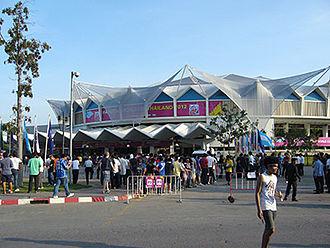 2012 FIFA Futsal World Cup - Image: Hua Mak