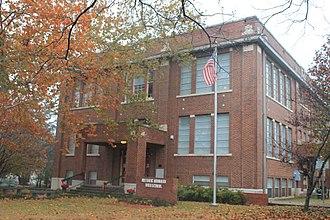 Hubbard, Texas - Image: Hubbard High School