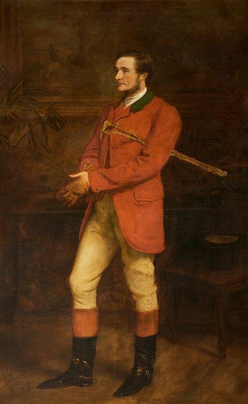 Hugh lupus grosvenor, 1. duke of westminster