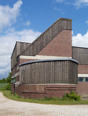 Hugo Häring - Gut Garkau farm, Germany, 1923-1926