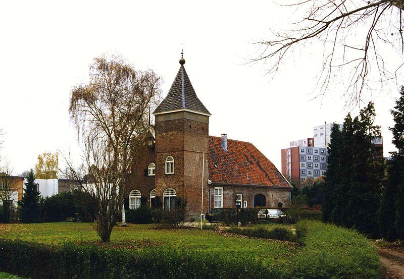 Huis hatert in nijmegen monument for Huis nijmegen