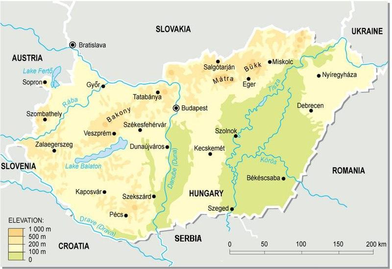 magyarország térkép bakonybél Bakonybél 2010 magyarország térkép bakonybél