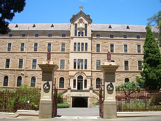 St Joseph's College, Hunters Hill - St Josephs College