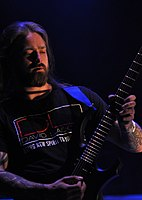 Hypocrisy, Tomas Elofsson at Party.San Metal Open Air 2013 02.jpg