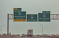 I-35 - I-80 - I-235 Freeway Signs, Des Moines, Iowa (24475790262).jpg