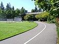 I-90 bike path, Mercer Island (10508421845).jpg