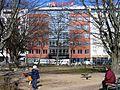 IG Metall Hannover Verwaltungsstelle Postkamp 12 Kinderspielplatz Alter Sankt Nikolai Friedhof.jpg