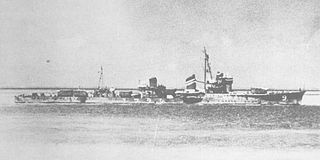 Japanese destroyer <i>Shiratsuyu</i> (1935) Japanese destroyer ship