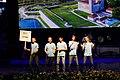 IPhO-2019 07-07 opening team Estonia.jpg
