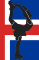 Iceland figure skater pictogram.png