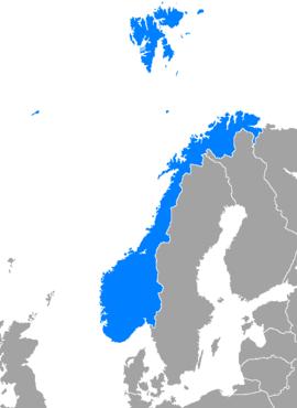 Idioma Noruego Wikipedia La Enciclopedia Libre