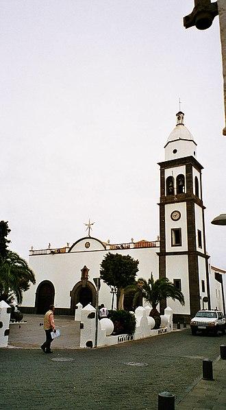 San Ginés, Arrecife - The church of San Ginés.