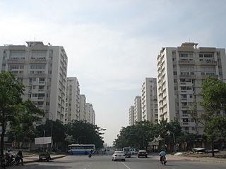 Phú Mỹ Hưng New Urban Area