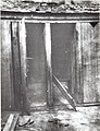Image of an outhouse from a poster created by the Housing and Sanitation Committee Civic League pushing for the abolition of public outhouses.jpg