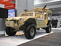 In August 2012, the JAMMA (rebranded as SPECTRE) was offered to meet the US Special Operations COMmand (SOCOM) Ground Mobility Vehicle 1.1 (GMV 1.1) requirement..jpg