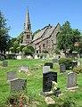 In Quarndon churchyard (geograph 3547739).jpg
