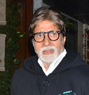 Amitabh Bachchan Indian film actor