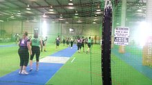 File:Indoor Netball Finals 2014 - Last Quarter.webm