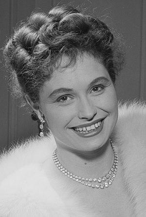 Ingerid Vardund - Ingerid Vardund in 1955