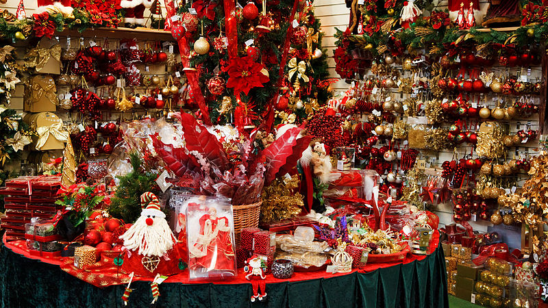 Used Commercial Christmas Decorations For Sale
