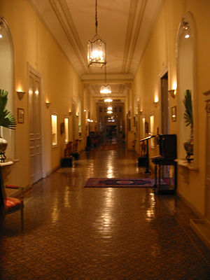 Sofitel Winter Palace Hotel - Inside the Old Winter Palace