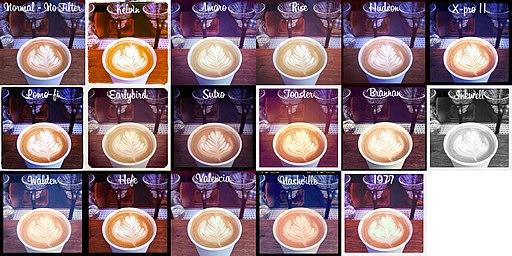 Instagram Filters 2011