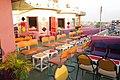 Intérieur d'un bar Restaurant a Cotonou au Bénin.jpg
