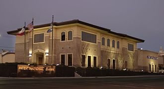 Inter National Bank - Inter National Bank El Paso Downtown Branch, El Paso, Texas