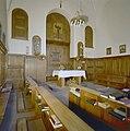 Interieur, Congregatiekapel met luiken richting Kloosterkerk - 20000381 - RCE.jpg