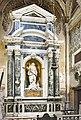 Interior of Chiesa dei Gesuiti (Venice) - right nave - The Chapel of St. Barbara.jpg