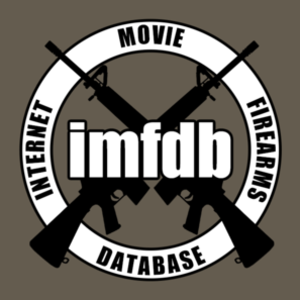 Internet Movie Firearms Database - Image: Internet Movie Firearms Database Logo