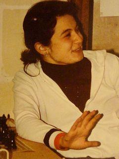 Nana Ioseliani Georgian chess player