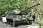 Iosif Stalin IS-2 '555' - Victory Park, Moscow (26976029919).jpg