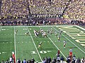 Iowa vs. Michigan football 2012 05 (Michigan on offense).jpg
