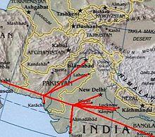 Iran Pakistan Gas Pipeline Essay Format - image 11