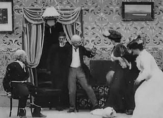 <i>Is Spiritualism a Fraud?</i> 1906 film by Walter R. Booth