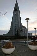Islande, Reykjavik , Hallgrímskirkja, 1945-1986 (172).jpg
