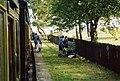 Isle of Wight Steam Railway, Ashey - geograph.org.uk - 40215.jpg