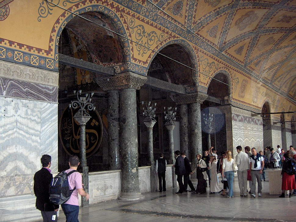 Istanbul.Hagia Sophia056