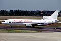 Istanbul Airlines Lockheed L-1011 TriStar 50; TF-ABM@DUS, June 2000 CDZ (4993191447).jpg