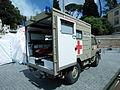 Italian Iveco ambulance in Rome pic1.JPG