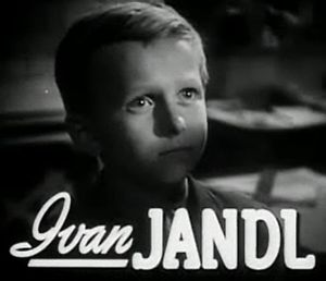 Ivan Jandl - from the trailer for The Search (1948)
