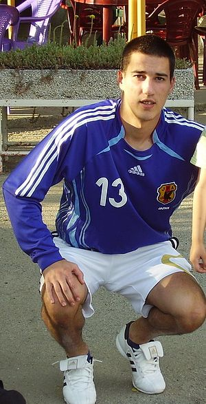 Ivelin Popov - Popov, pictured, in 2008.