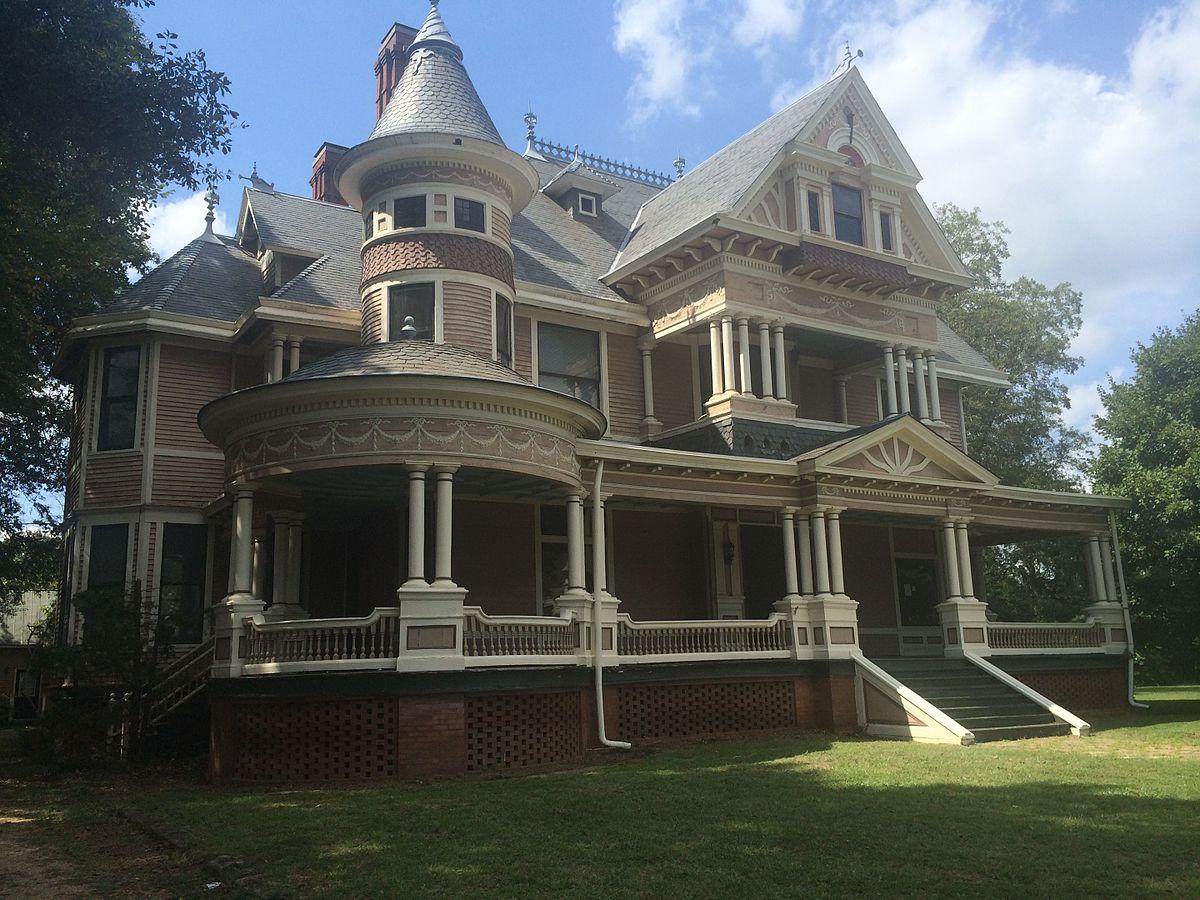 J R Carmichael House Wikidata