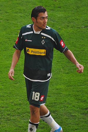 Venezuela national football team - Midfielder Juan Arango had played the most matches for Venezuela: 129 between 1999 and 2015.