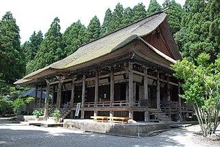 Jion-ji (Sagae)