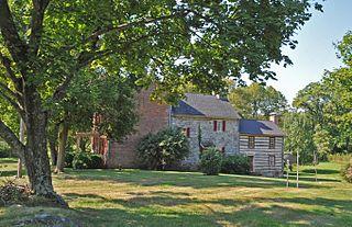John, David, and Jacob Rees House United States historic place
