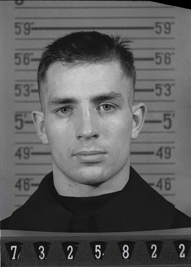 Jack Kerouac Naval Reserve Enlistment, 1943